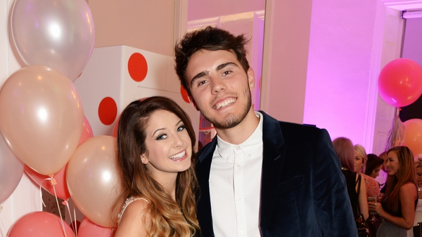 YouTube and social media star Zoella and her boyfriend are set to become parents