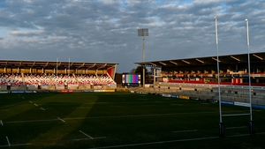 Ravenhill will host 500 spectators for next weekend's clash with Scarlets