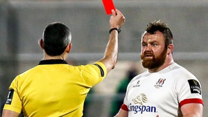 Teams receiving a red card may replace the player after 20 minutes under a new trial being proposed