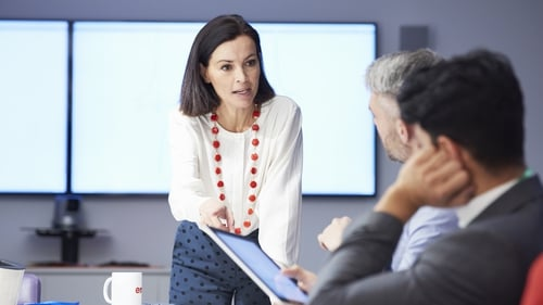 Globally, 30% of women hold senior leadership roles in businesses, according to Grant Thornton report