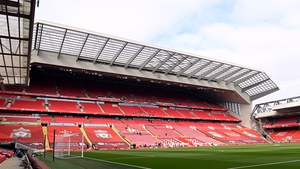 Anfield will once again have fans in the stands