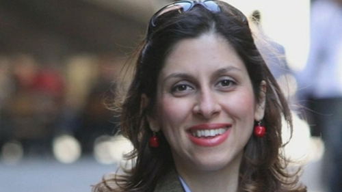 Nazanin Zaghari-Ratcliffe is banned from leaving Iran for a year