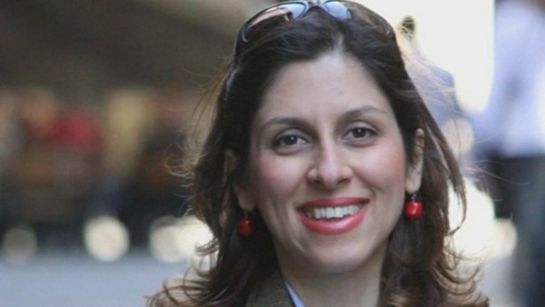 Nazanin Zaghari-Ratcliffe was sentenced to five years in prison in September 2016