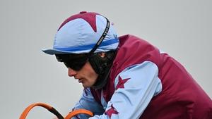 Jockey Ricky Doyle