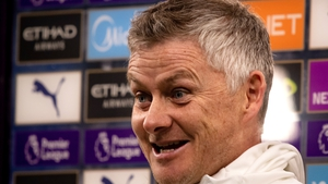 Ole Gunnar Solskjaer was delighted with his team