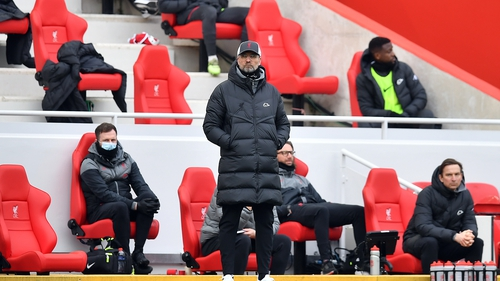Jurgen Klopp now faces a test of his managerial credentials