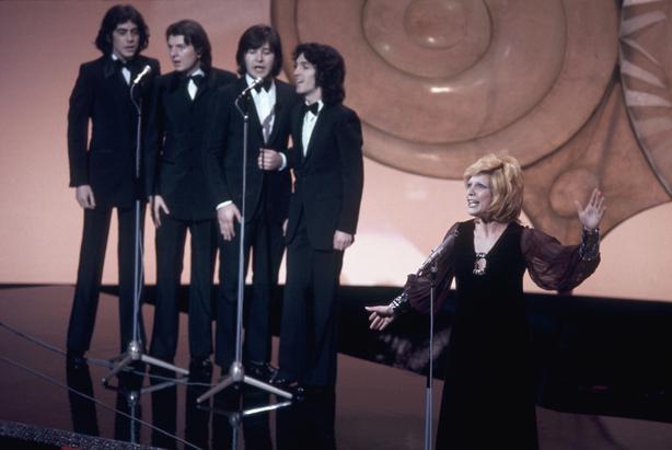 Séverine represents Monaco in the Eurovision Song Contest (1971)