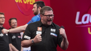 James Wade was too good for Luke Humphries in the final
