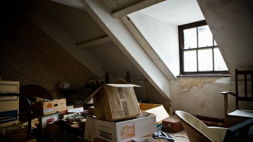Do you plan on converting your attic?