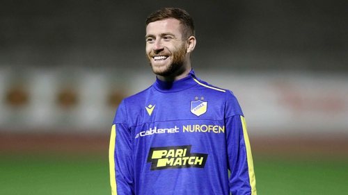 Jack Byrne is on the move