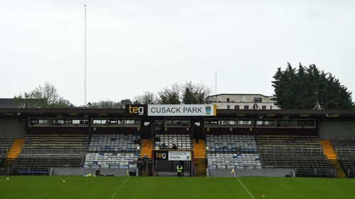 An upgrade of TEG Cusack Park is on the way