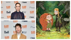Calm with Horses stars Niamh Algar and Barry Keoghan and Irish animated adventure Wolfwalkers are among the BAFTA nominees
