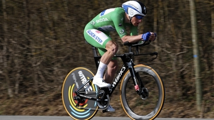 Bennett on today's time trial: 'I did not want to waste some energy here. Now I will get through tomorrow and try to win Thursday'