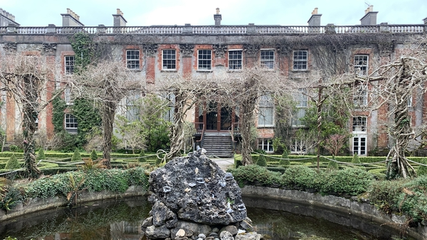 The owners of Bantry House are struggling without tourists and visitors