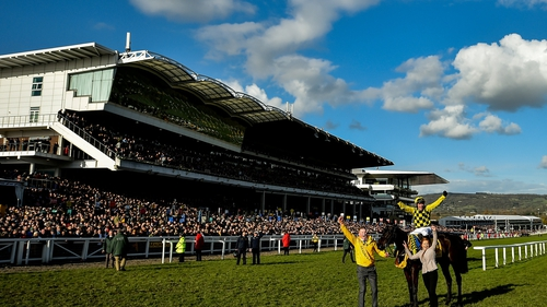 Cheltenham is set to welcome back spectators next year