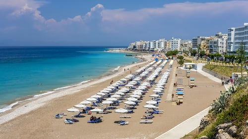 Greece, Cyprus and Malta were the worst hit, seeing a drop of 70% in tourism last year