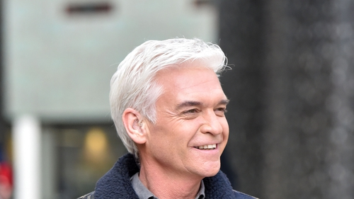 "Phillip Schofield: ""This series you'll see a whole new side to The Cube. get ready to be on the edge of your sofas!"""