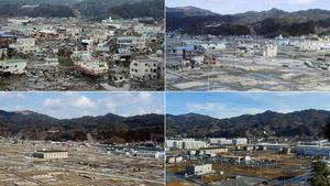 It has taken a decade to restore the town of Kesennuma in Miyagi prefecture