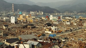 Ofunato city was devastated by the earthquake and tsunami in 2011