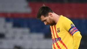 Leo Messi scored a superb goal but also missed a penalty