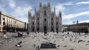 The government has tried to ensure that Italians do not congregate or travel during Easter