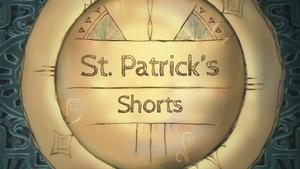 St Patrick's Shorts