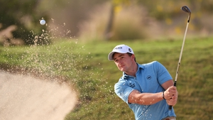 Paul Dunne is bidding for a second career win on the European Tour