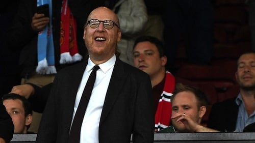 Avram Glazer has been the executive co-chairman at Manchester United since 2005