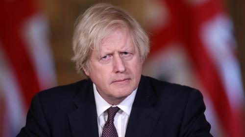 Boris Johnson is meeting with US President Joe Biden at the White House today