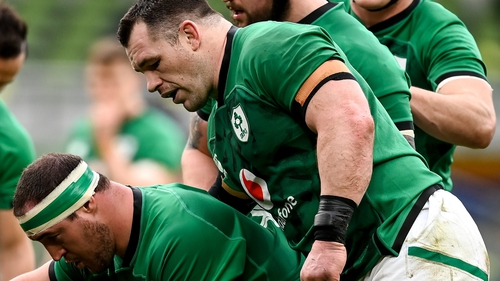 Herring and Healy return to the front row