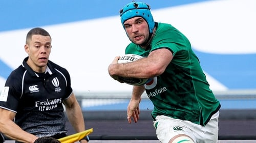 Tadhg Beirne is starting to make himself indispensable to Andy Farrell