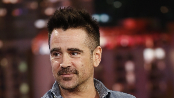 Colin Farrell will star in a new movie about the 2018 Thai cave rescue mission
