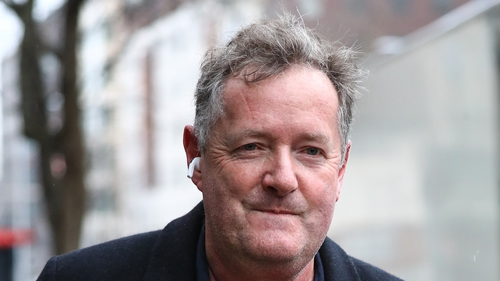 "Piers Morgan: ""Though of course, I consider myself to be neither a victim, nor actually cancelled."""