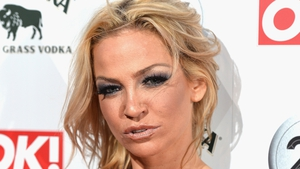 """Sarah Harding (pictured in London in March 2018) - """"I'm just grateful to wake up every day and live my best life, because now I know just how precious it is"""""""