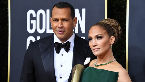 Jennifer Lopez and Alex Rodriguez became engaged in the Bahamas in March 2019