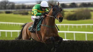 Any Second Now faces a major step up in trip at Aintree