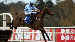 Honeysuckle won last month's Irish Champion Hurdle
