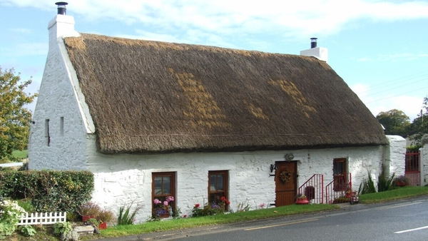 Donegal County Council has been operating a thatch repair grant to help owners conserve the natural roofs