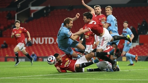 A top-five encounter at Old Trafford