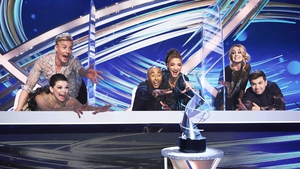 Three couples contested the final