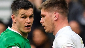 Johnny Sexton's side face England on Saturday