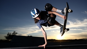Skateboarding will be part of the Olympic programme for the first time this year