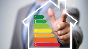 According to the SEAI, upgrading a house from a D energy rating to an A rating would reduce energy bills by up to 80%