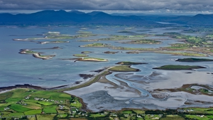 """Clew Bay in Co Mayo: """"as Covid put a halt to much international travel, staycations have become our holiday of choice"""""""
