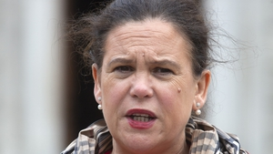 Mary Lou McDonald said the Tánaiste's position was untenable