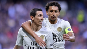 Angel Di Maria and Marquinhos were the latest PSG stars to have their homes burgled recently