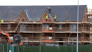 As the housing supply gap closes, rising input costs could drive future price increases, the BPFI report says (Pic:RollingNews.ie)