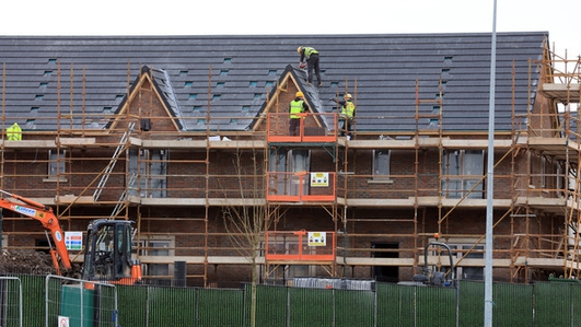 Construction sector hopes to further open up in April