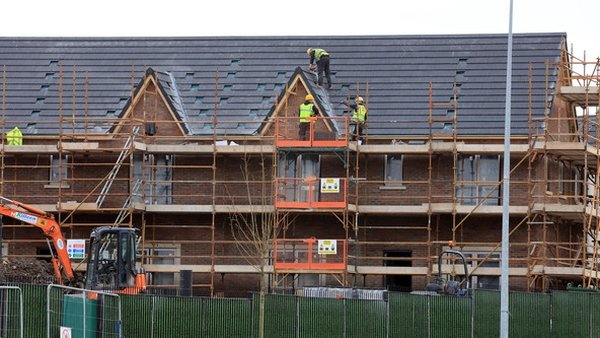 A plan to allow those building homes to return to work is top of the Government's priority list