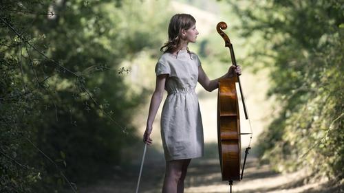 Naomi Berrill will open theCellissimo festival with a performance of Bill Whelan's Fragments (Pic: Edoardo De Lille)